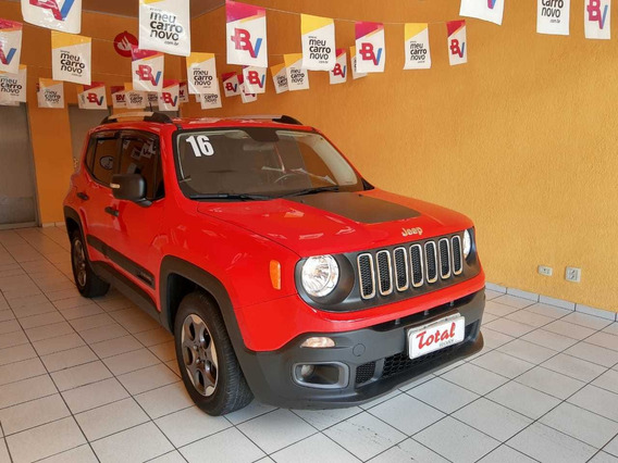 Jeep Renegade 1.8 16v Flex