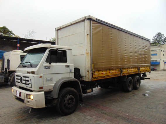 Caminhão Vw 17210 Truck Saider 8.30 Mts Vendo Barato!!!