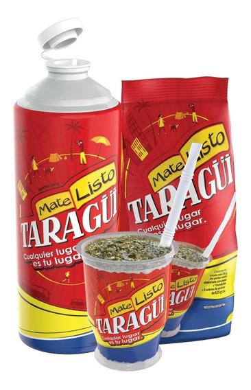 Mate Listo Taragüi Y Botella Termica