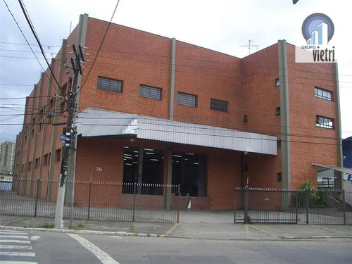 Prédio Comercial Para Locação, Jardim Pereira Leite, São Paulo. - Pr0053