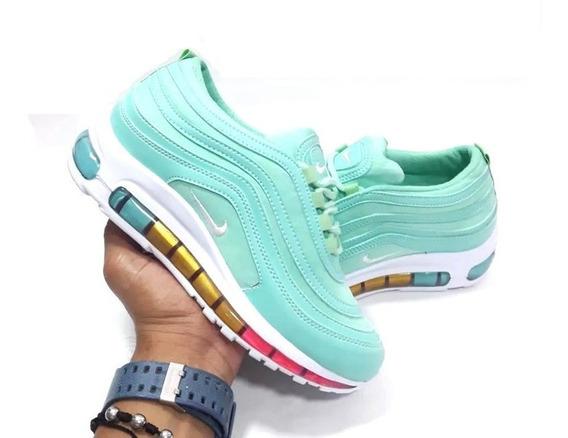 Zapatos Nike Air 97, Moda Colombiana!!