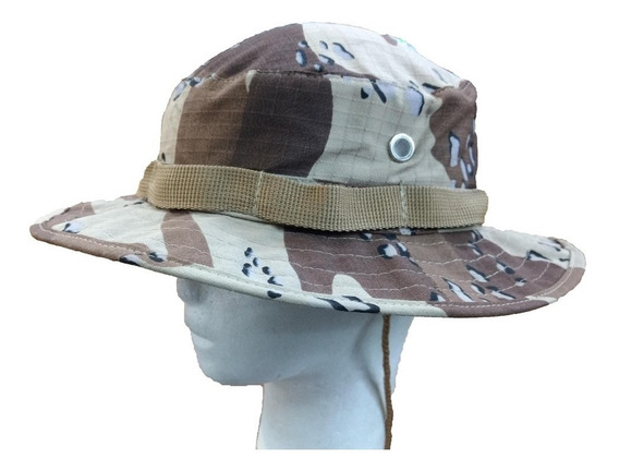 Sombrero Jungla Monte Tactico Bonnie Hat Desert 4 Colores