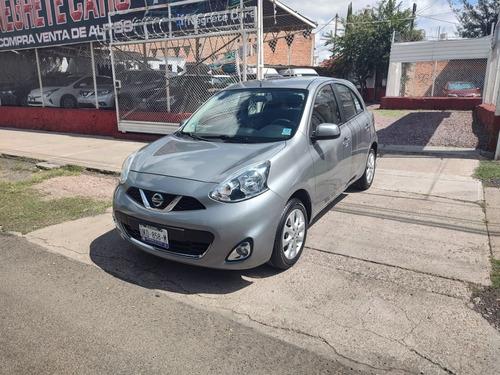 Imagen 1 de 15 de Nissan March 1.6 Advance At 2016