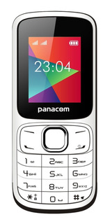 Celular Panacom 1104 Dual Sim Libre Nuevo Radio Fm Mp3 Flash