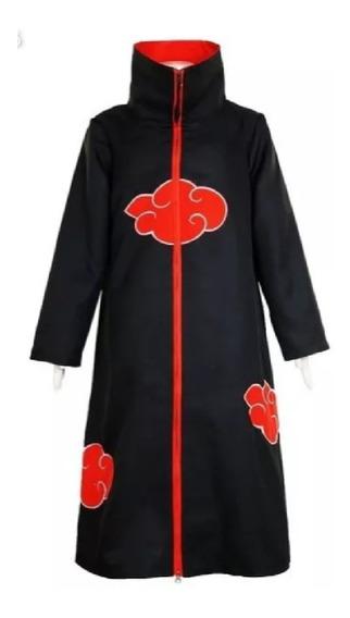 Capa Cosplay Manto Akatsuki Naruto