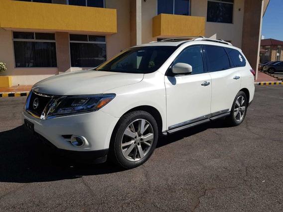 Nissan Pathfinder Exclusive Cvt 2016