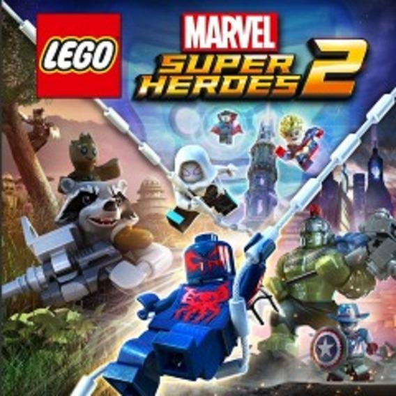 Lego Marvel Super Heroes 2 Play 4 I Digital I