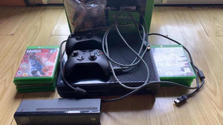 Vendo Xbox One Fat 500gb, 3 Años De Uso