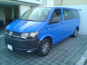 Volkswagen Transporter Pasajeros 2.0l 140 Hp Dsg Climatizad