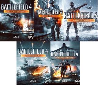 Dlc X 5 Para El Juego Battlefield 4 Ps3
