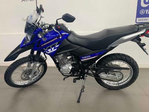 Yamaha Crosser 150 Z Azul 2021