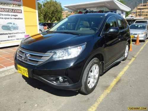 Honda Crv Exl 2012 Full Equipo