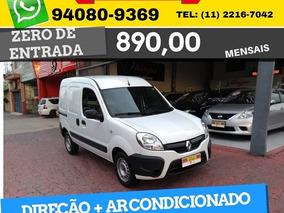 Renault Kangoo Express 1.6 2016 3p Zero De Entrada