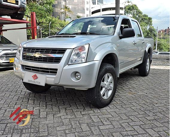 Chevrolet Luv D Max Dc 4x4 Diesel Mt 3.0 2013 Dgy338