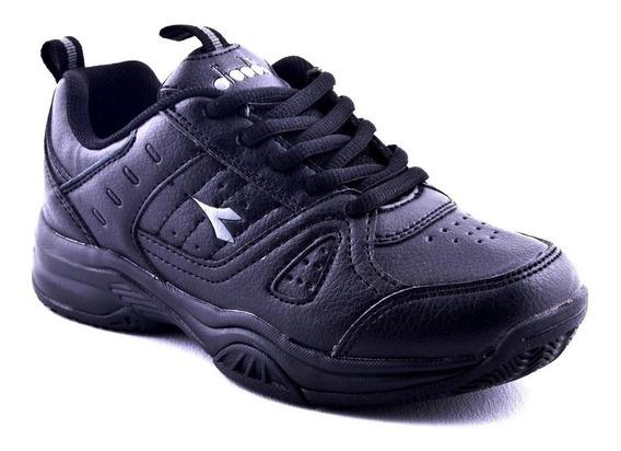 Zapatilla Diadora Ferrara 8871004 Negro/gris Dep