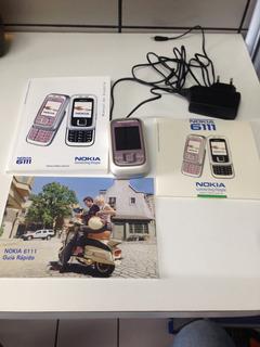 Sucata De Celular Nokia 6111 - Vendido No Estado - Leia