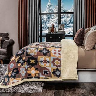 Cobertor Flannel Plus Mat/ind Talavera 9413 Intima 20 M