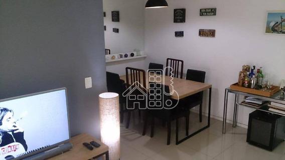 Apartamento Residencial Para Venda E Locação, Pendotiba, Niterói. - Ap2057