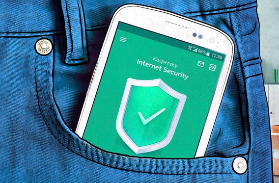 Internet Security For Android Kaspersky Esd, 1 Us, 1 Año