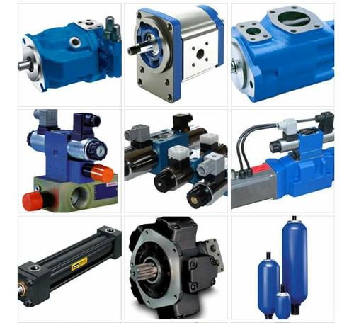 Hidráulica Industrial - Componentes, Accesorios Y Asesoría