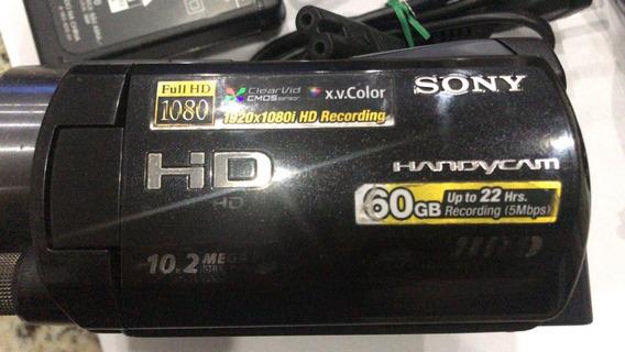 Sony Hdr-sr11 Full Hd1080-ótimo Estado Frete Grátis/*brasil*