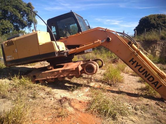 Escavadeira Hyundai R 140