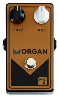 Morgan Mkii - Pedal Fuzz P/guitarra