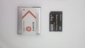 Camera Sony Cybershot 12.1 Mp 4gb Rosa