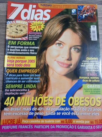 Revista 7 Dias 86 Aline Moraes
