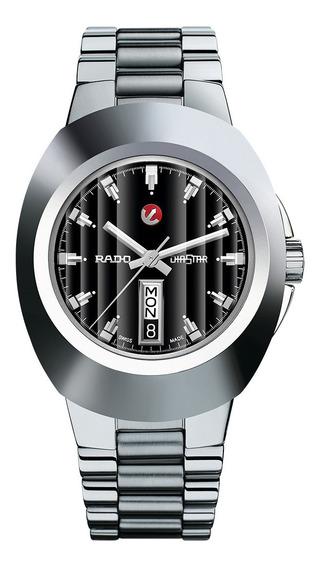 Reloj Rado New Original Automático R12995153 Diastar Hombre*