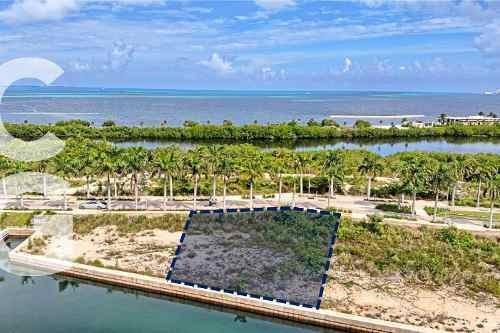 Terreno En Venta En Cancun En Puerto Cancun
