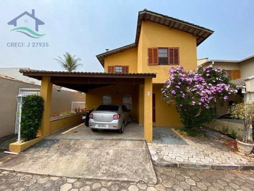 Casa De Condomínio Com 3 Dorms, Jardim Das Flores, Atibaia - R$ 750 Mil, Cod: 2747 - V2747