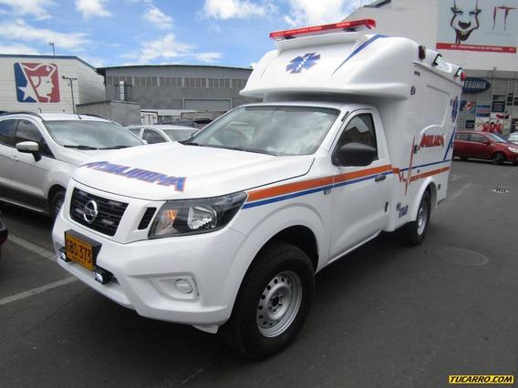 Ambulancias Otros Np 300 Frontier