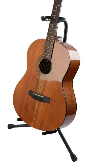 Pie Soporte C/ Cuello Todo Tipo De Guitarra O Bajo