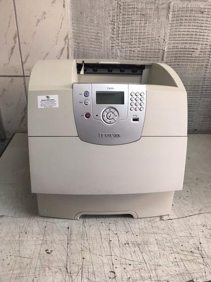 Impressora Lexmark T644-revisada,sem Fusor,redrive Quebrado