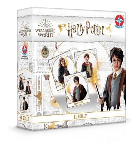 Imagem 1 de 3 de Jogo De Tabuleiro Board Game Eu Sou...? Harry Potter Estrela