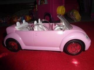 Carro Mini-volkswagen De La Barbie Original
