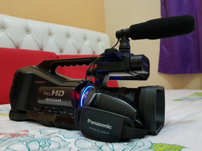 Filmadora Panasonic Ag-ac8 Semi-nova