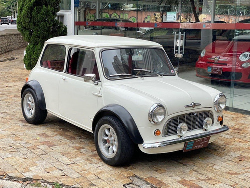 Mini Cooper - 1962