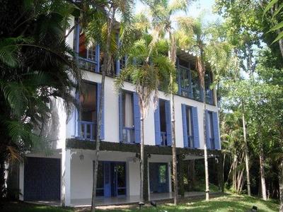 Casa Na Peninsula A Venda - Praia Da Enseada - Guarujá/sp - Ca1222