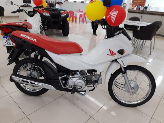 Honda Pop 110i 0km Emplacada