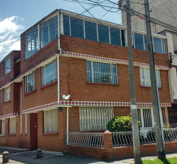 Venta Casa Bogota Veraguas 3 Pisos 6 Habitaciones,esquinera
