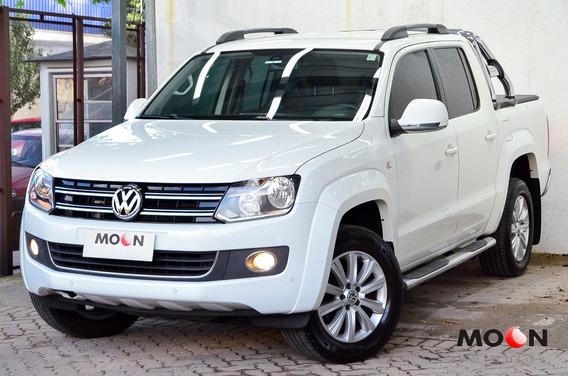 Volkswagen Amarok Highline 2015 Diesel 4x4 Abaixo Da Fipe