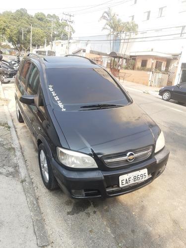 Imagem 1 de 8 de Chevrolet Zafira 2008 2.0 Elite Flex Power Aut. 5p