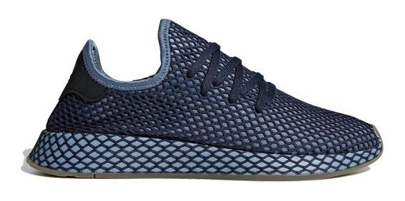 Tenis adidas Deerupt Originals Correr Gym Gimnasio Hombre
