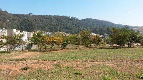 Ótimo Terreno Em Condomínio Fechado Ibi Aram Itupeva - 130072c