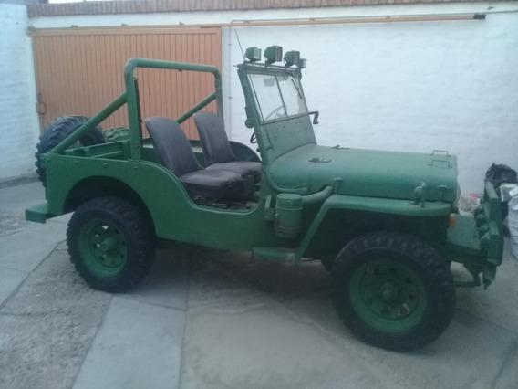 Jeep Willy Modelo 46