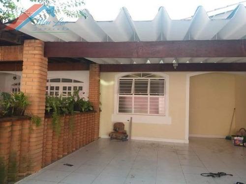 Casa A Venda No Bairro Jardim Cruzeiro Do Sul Em Sorocaba - - Ca 102-1
