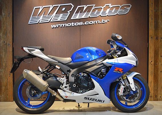 Gsx-r 750 W Srad