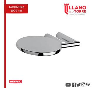Jabonera Hot-108 Cromo